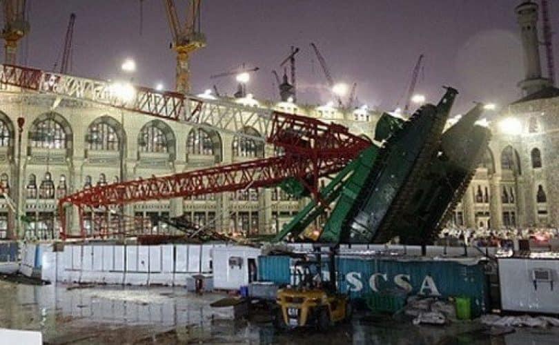 Hiburan Bagi Saudara Seiman Atas Tragedi Jatuhnya Crane Di Masjidil Haram