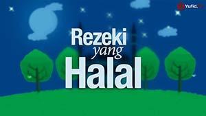 Rezeki yang Halal